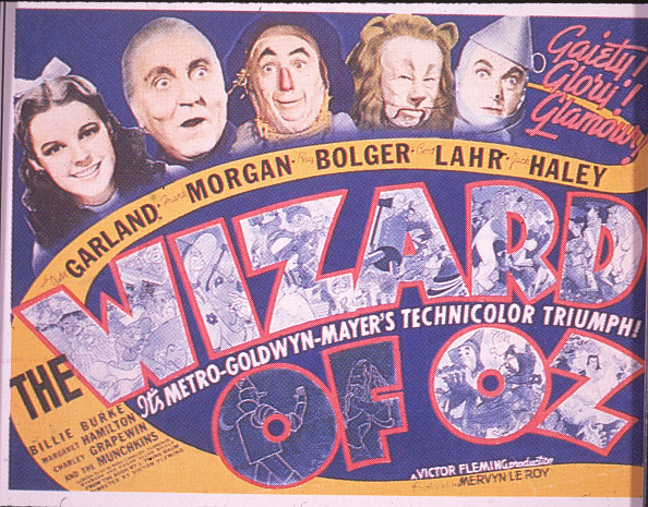Movie「Lobby Card For 'The Wizard Of Oz'」:写真・画像(12)[壁紙.com]