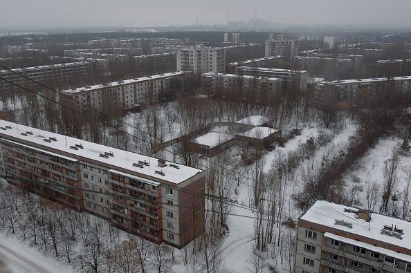Horizon「Pripyat Near Chernobyl」:写真・画像(11)[壁紙.com]