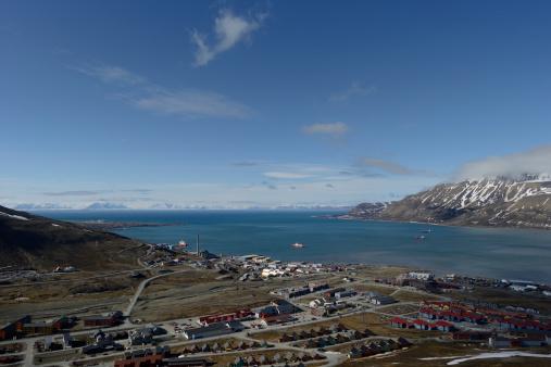 Svalbard Islands「Longyearbyen summer」:スマホ壁紙(5)
