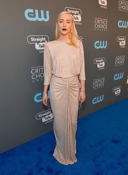 Barker Hangar「The 23rd Annual Critics' Choice Awards - Red Carpet」:写真・画像(19)[壁紙.com]