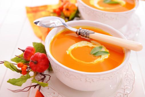 Hokkaido「Pumpkin soup with creme fraiche」:スマホ壁紙(18)