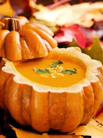 Hokkaido「Pumpkin soup」:スマホ壁紙(13)