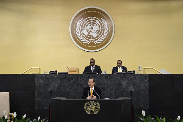 Andrew Burton「68th Session Of The United Nations General Assembly Begins」:写真・画像(16)[壁紙.com]