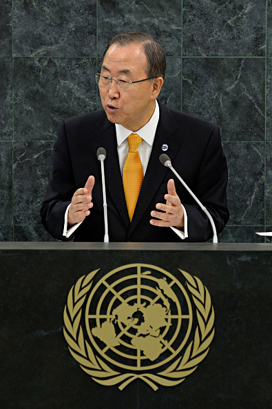 Andrew Burton「68th Session Of The United Nations General Assembly Begins」:写真・画像(14)[壁紙.com]