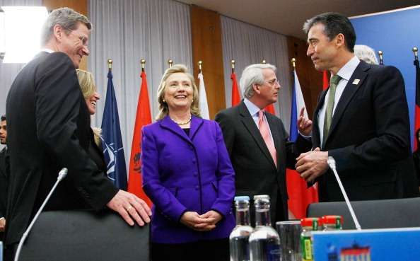 Georgia - US State「NATO Foreign Ministers Informal Meeting」:写真・画像(14)[壁紙.com]
