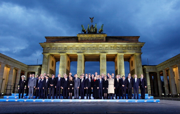 Georgia - US State「NATO Foreign Ministers Informal Meeting」:写真・画像(5)[壁紙.com]