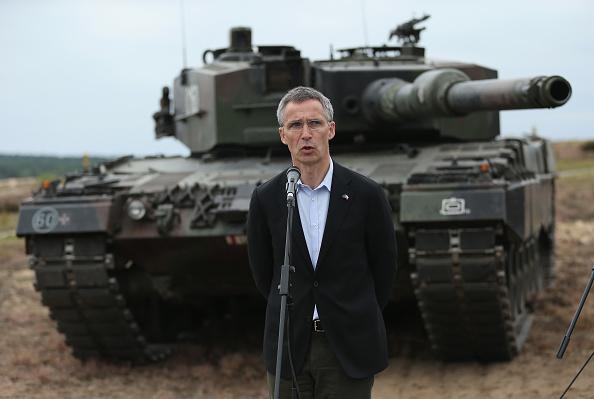 Secretary-General「NATO Holds Noble Jump Exercises Of VJTF Forces」:写真・画像(5)[壁紙.com]