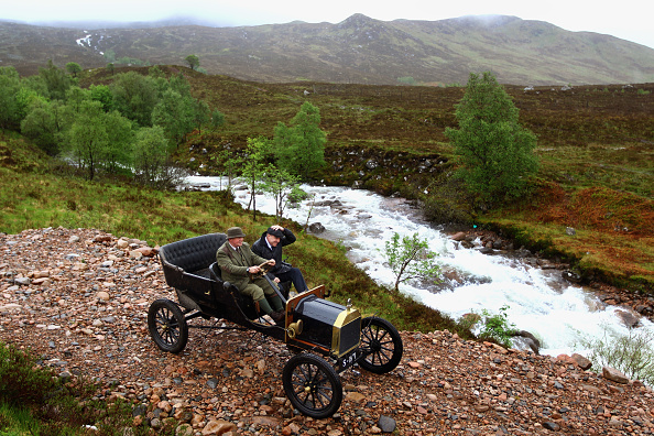 Effort「Model T Ford Replica Is Taken Up Ben Nevis」:写真・画像(11)[壁紙.com]