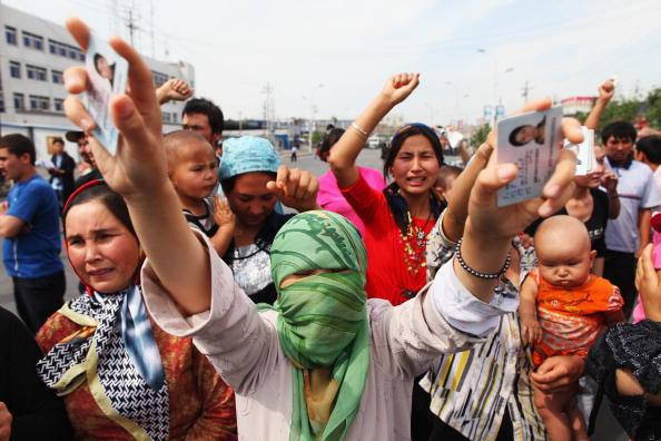 Detainee「Riots Occur In China's Urumqi Ethnic Region」:写真・画像(8)[壁紙.com]