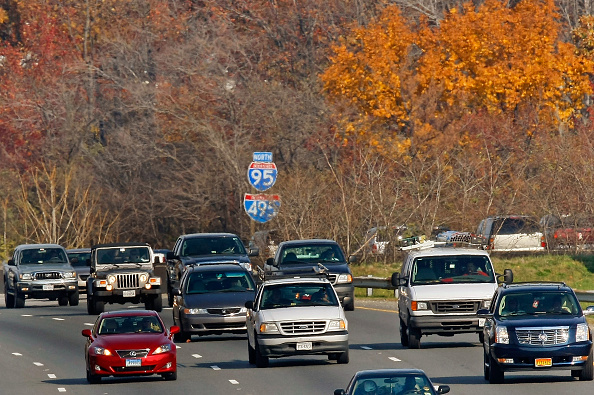 Overpass - Road「Thanksgiving Travelers Brave Busiest Travel Day Of Year」:写真・画像(9)[壁紙.com]
