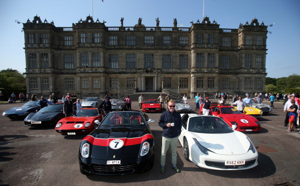 car「Priceless Car Collection To Drive To Longleat」:写真・画像(8)[壁紙.com]