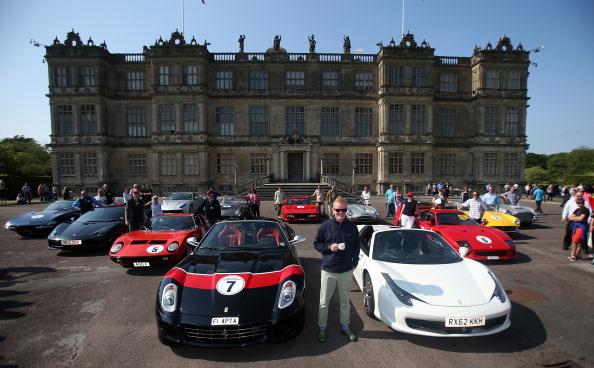 自動車「Priceless Car Collection To Drive To Longleat」:写真・画像(7)[壁紙.com]