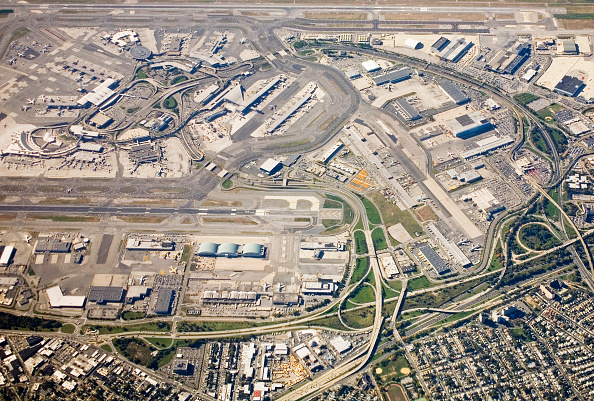 Kennedy Airport「JFK Airport, New York, from above」:写真・画像(5)[壁紙.com]