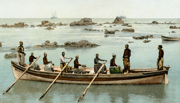 Cultures「Boat and boatmen from Jaffa in the Mediterranean sea (Photo by Culture Club/Getty Images)」:写真・画像(2)[壁紙.com]