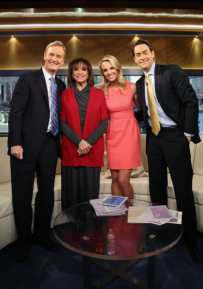"Visit「Valerie Harper Visits ""FOX & Friends""」:写真・画像(7)[壁紙.com]"