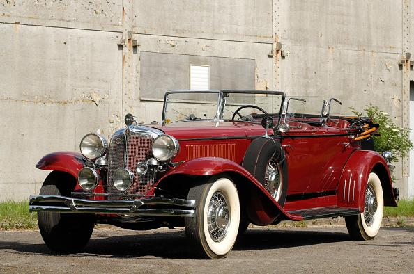 CG「1931 Chrysler CG Imperial」:写真・画像(10)[壁紙.com]