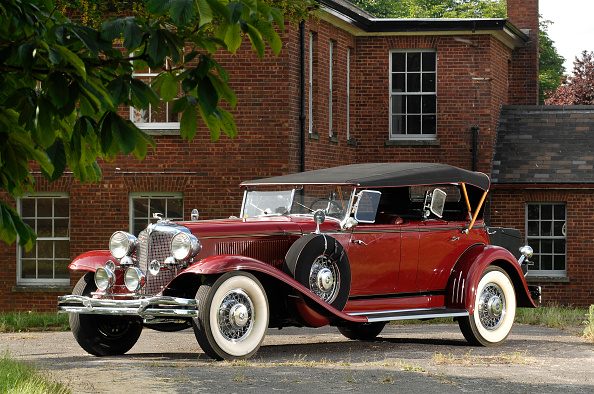 CG「1931 Chrysler CG Imperial」:写真・画像(8)[壁紙.com]