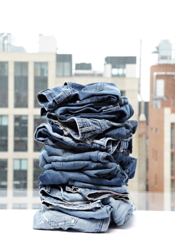 Laundry「Stack of Jeans」:スマホ壁紙(17)