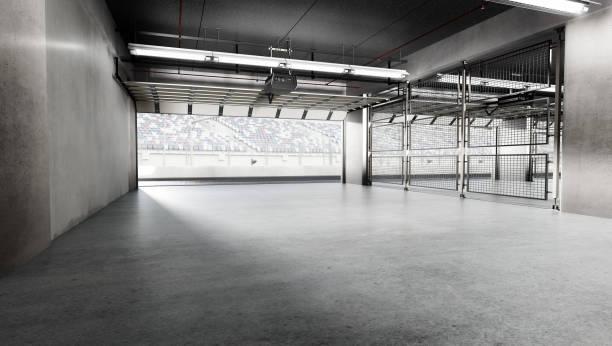 Empty Pit Garage:スマホ壁紙(壁紙.com)