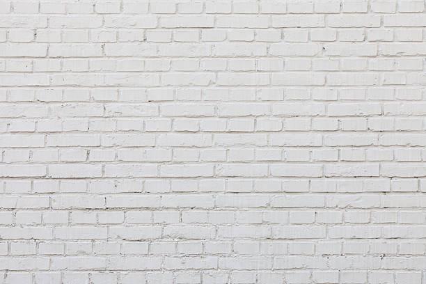 White brick wall:スマホ壁紙(壁紙.com)