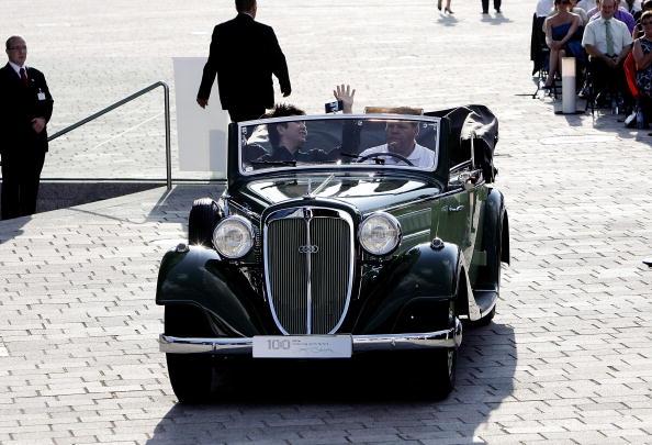 Ingolstadt「Audi Celebrates Centennial」:写真・画像(10)[壁紙.com]