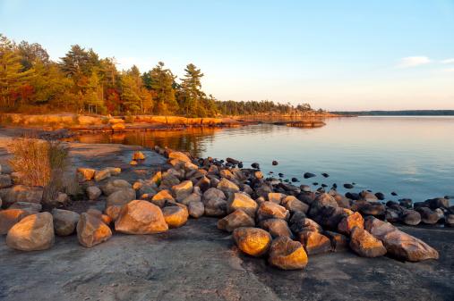 Lake Huron「Georgian Bay Shore」:スマホ壁紙(8)