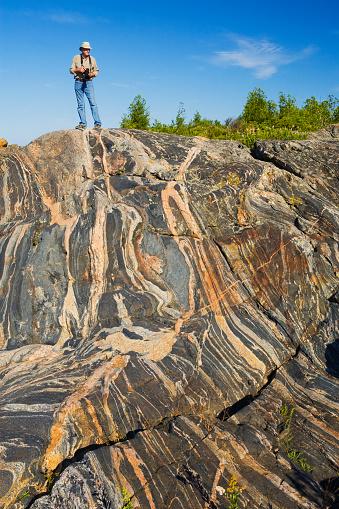 Bruce Peninsula「Georgian bay rock formations」:スマホ壁紙(13)
