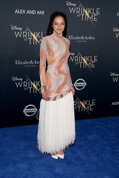 "A Wrinkle in Time「Premiere Of Disney's ""A Wrinkle In Time"" - Arrivals」:写真・画像(11)[壁紙.com]"