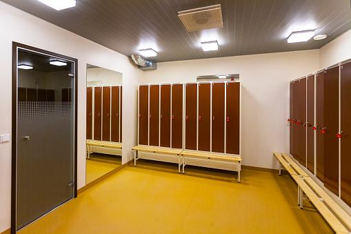 Backstage「Estonia, Tartu, Heino Eller's Music school, locker's room, wardrobe」:スマホ壁紙(17)