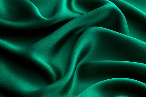 Green silk (Close up):スマホ壁紙(壁紙.com)