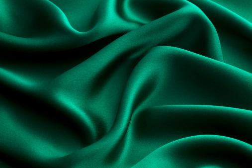 Silk「Green silk (Close up)」:スマホ壁紙(2)