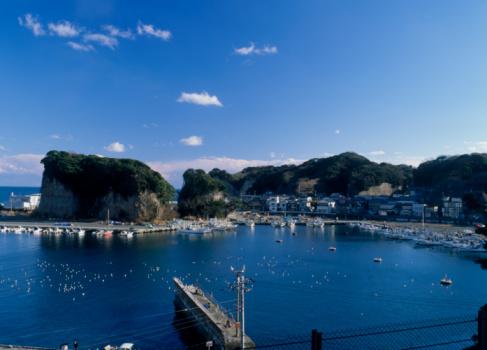Ibaraki Prefecture「Hiragata Port, Kitaibaraki, Ibaraki, Japan」:スマホ壁紙(7)