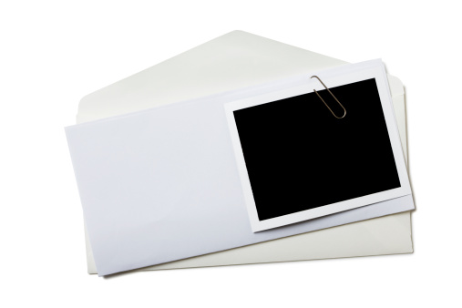Photography Themes「Envelope with blank photo」:スマホ壁紙(3)