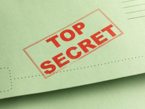 Mystery「Top secret folder file」:スマホ壁紙(7)