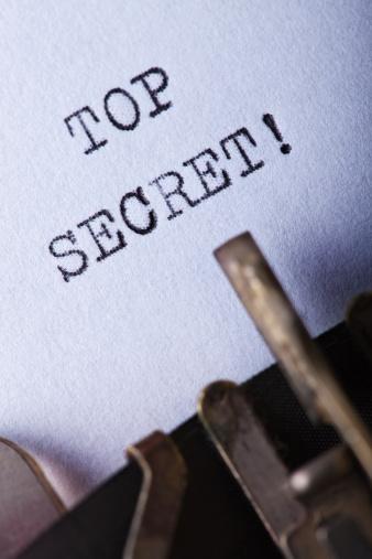 Manuscript「Top Secret」:スマホ壁紙(14)