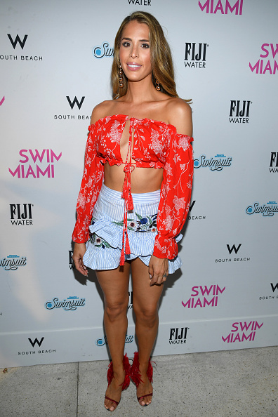 カメラ目線「SWIMMIAMI Sports Illustrated Swimsuit 2018 Collection - Front Row」:写真・画像(2)[壁紙.com]