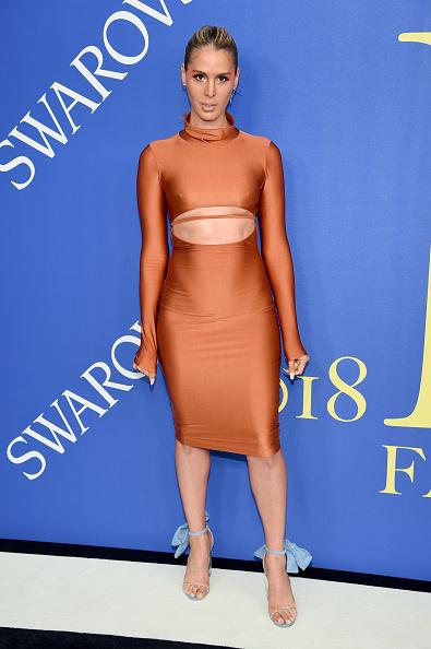 CFDA Fashion Awards「2018 CFDA Fashion Awards - Arrivals」:写真・画像(17)[壁紙.com]