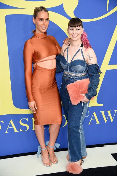 CFDA Fashion Awards「2018 CFDA Fashion Awards - Arrivals」:写真・画像(7)[壁紙.com]