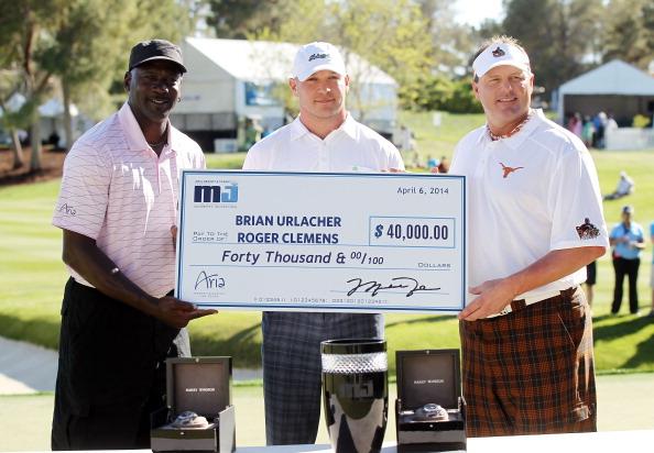 Charity Benefit「ARIA Resort & Casino's 13th Annual Michael Jordan Celebrity Invitational At Shadow Creek - Day 4」:写真・画像(5)[壁紙.com]
