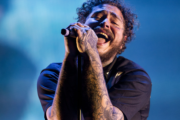 Post Malone「Lollapalooza Buenos Aires 2018 - Day 1」:写真・画像(3)[壁紙.com]