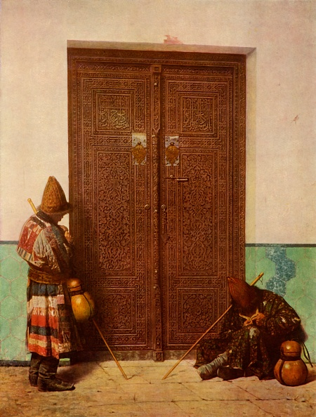 Gourd「The Door To The Timur Gur-Emir Mausoleum」:写真・画像(9)[壁紙.com]