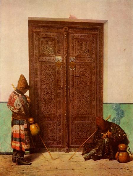 Uzbekistan「The Door To The Timur Gur-Emir Mausoleum」:写真・画像(1)[壁紙.com]