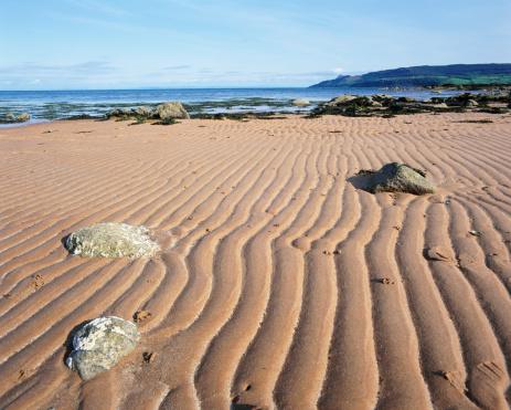 アーラン島「Isle of Arran From Merkland Point, North Ayrshire, Scotland」:スマホ壁紙(11)