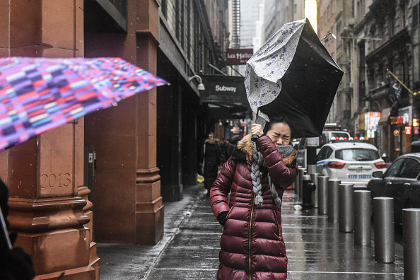 Storm「Large Coastal Storm Brings High Waters And Strong Winds To Northeastern Seaboad」:写真・画像(9)[壁紙.com]