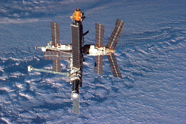 宇宙ステーション「Mir Space Station Retrospective」:写真・画像(17)[壁紙.com]