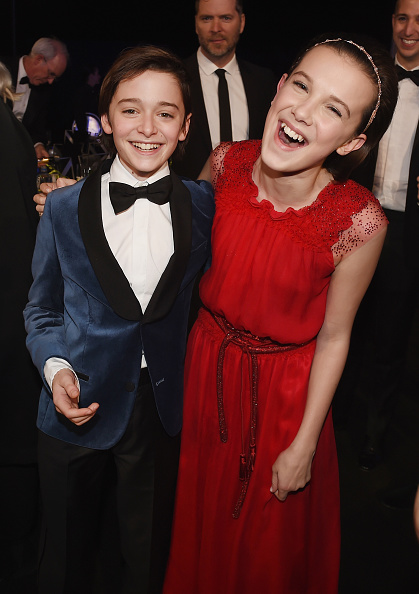 Noah Schnapp「The 23rd Annual Screen Actors Guild Awards - Cocktail Reception」:写真・画像(12)[壁紙.com]