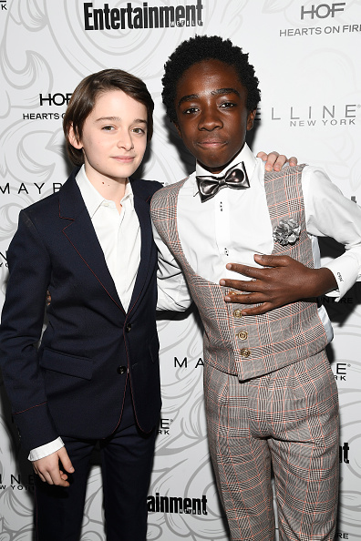 Noah Schnapp「Entertainment Weekly Celebrates SAG Award Nominees at Chateau Marmont sponsored by Maybelline New York - Arrivals」:写真・画像(4)[壁紙.com]