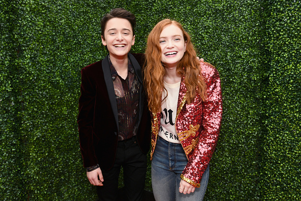 MTVムービーアワード「2018 MTV Movie And TV Awards - Red Carpet」:写真・画像(2)[壁紙.com]