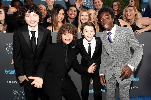 Noah Schnapp「The 22nd Annual Critics' Choice Awards - Red Carpet」:写真・画像(17)[壁紙.com]