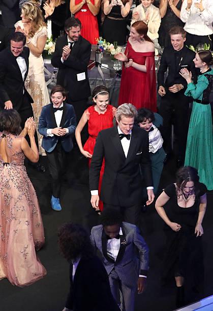 The 23rd Annual Screen Actors Guild Awards - Roaming Show:ニュース(壁紙.com)